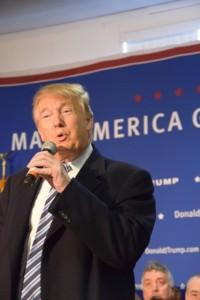 Donald Trump, Lions Club Londonderry (feb. 2016)